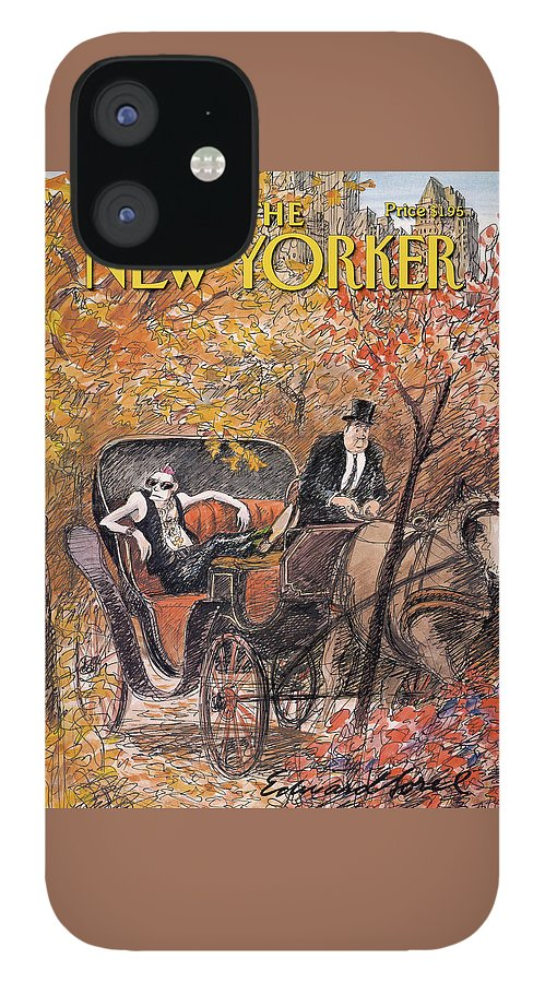 New Yorker October 5th, 1992 IPhone 12 Case