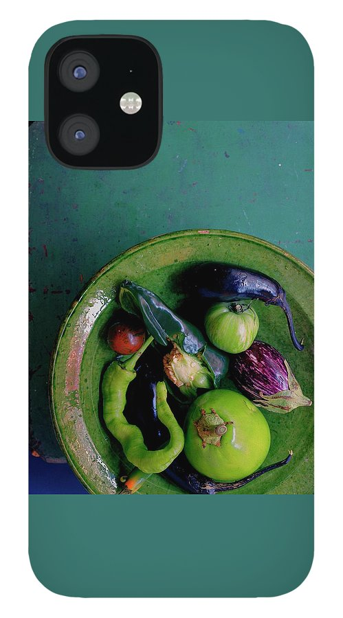 A Plate Of Vegetables IPhone 12 Case