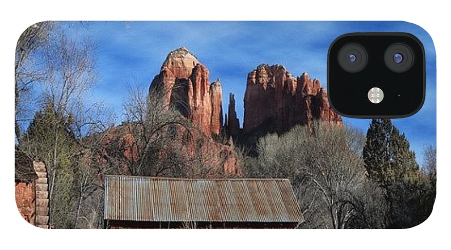 IPhone 12 Case featuring the photograph Another Beautiful Day During Our by Larry Marshall