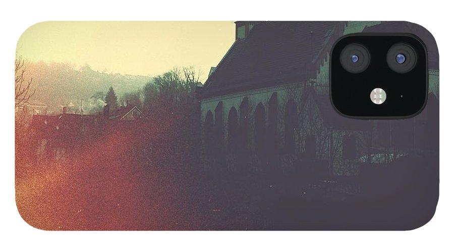 Church IPhone 12 Case featuring the photograph Beautiful Church by Matthias Hauser