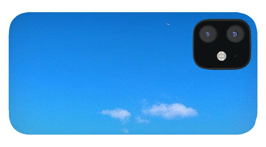 Sky IPhone 12 Case featuring the photograph Big Sky Valley by CML Brown