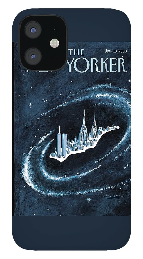 Center Of The Universe IPhone 12 Case