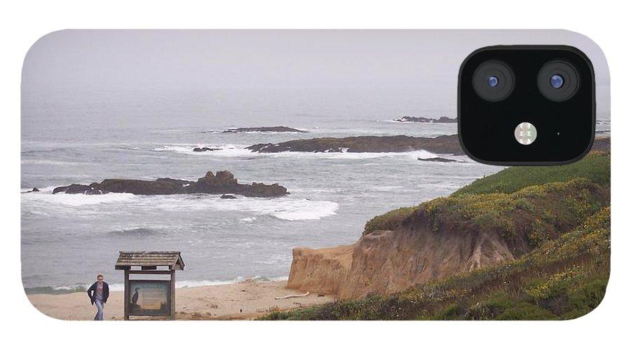 Coast IPhone 12 Case featuring the photograph Coastal Scene 7 by Pharris Art