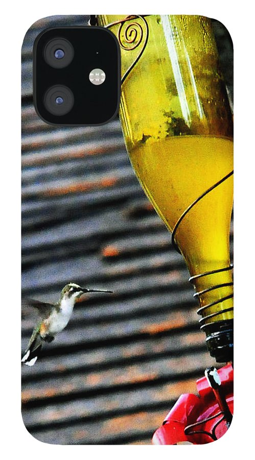 Black Wings IPhone 12 Case featuring the photograph Country Hummer2 by Leon Hollins III