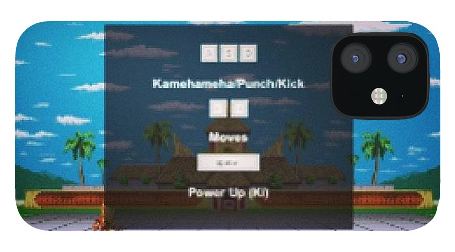 Code IPhone 12 Case featuring the photograph #demo At #http://bit.ly/dbz-css #dbz by Katie Ball