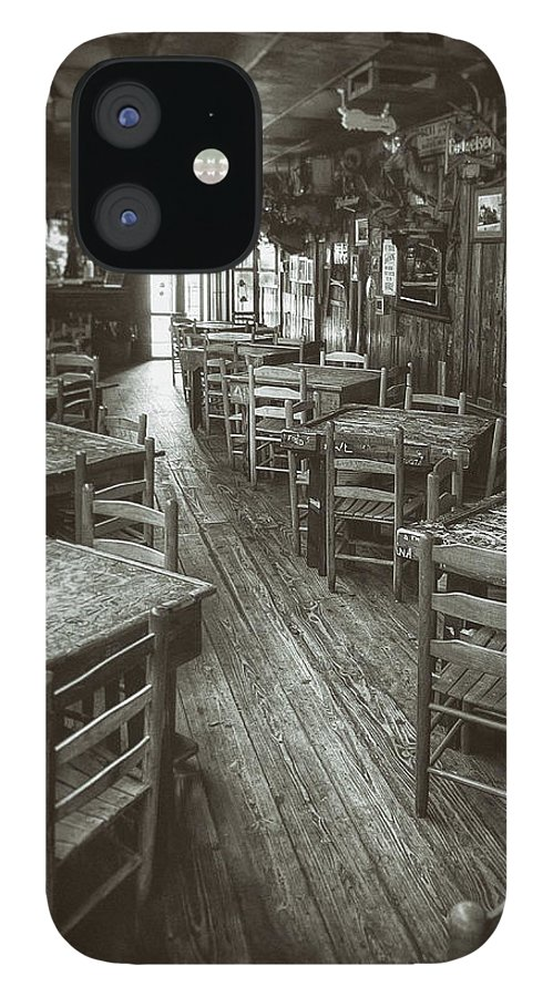 Dixie Chicken IPhone 12 Case featuring the photograph Dixie Chicken Interior by Scott Norris