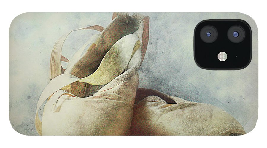 Netherlands IPhone 12 Case featuring the photograph Her Life, Her World....her Shoes by Bob Van Den Berg Photography