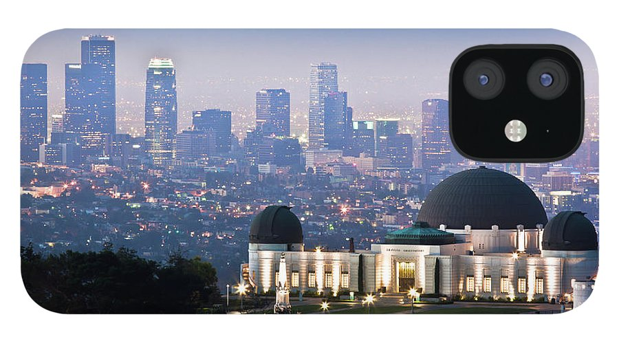 Downtown District IPhone 12 Case featuring the photograph Higher Ground by Andrew Kennelly