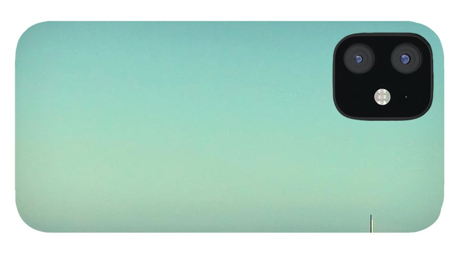 Tranquility IPhone Case featuring the photograph Life Guard Tower by Denise Taylor