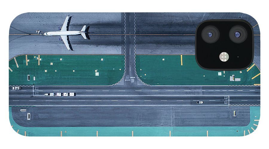 California iPhone 12 Case featuring the photograph Los Angeles International Airportlax by Michael H