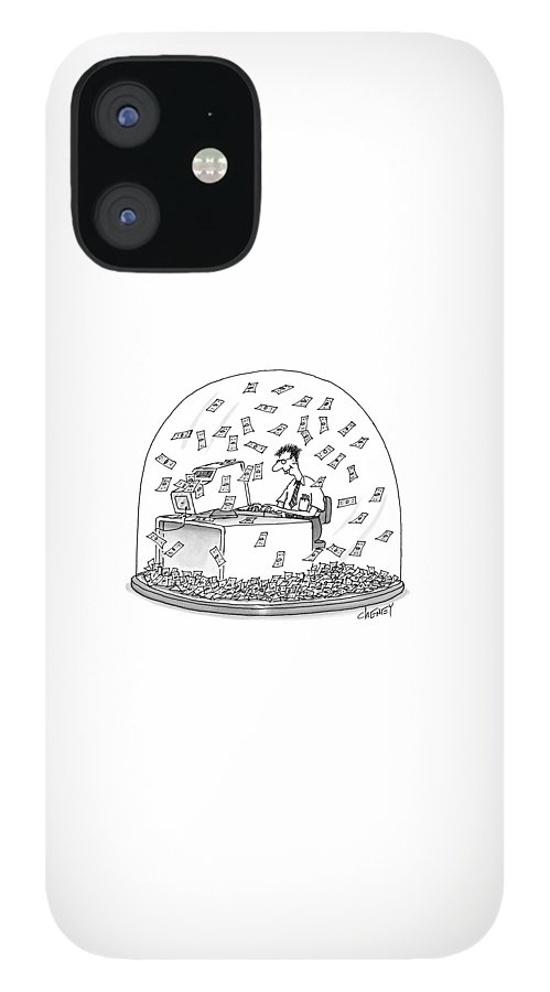 New Yorker December 6th, 1999 IPhone 12 Case