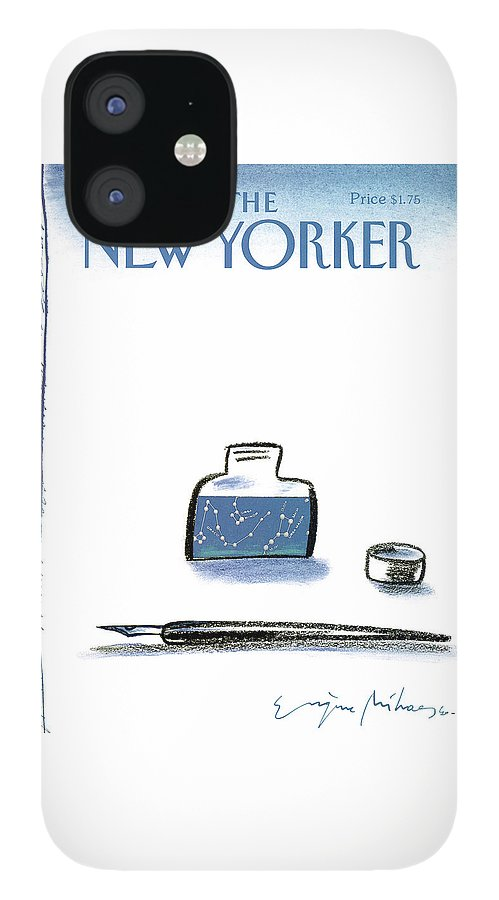 New Yorker January 25th, 1988 IPhone 12 Case