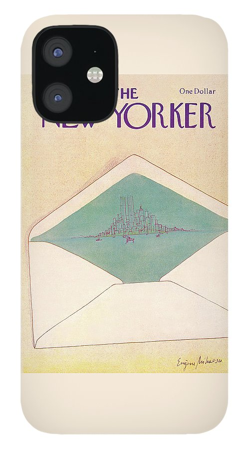 New Yorker May 14th, 1979 iPhone 12 Case