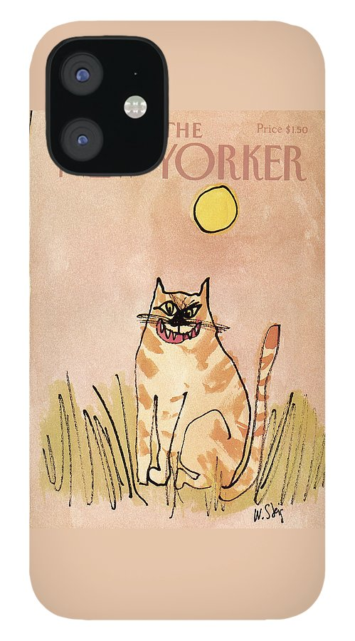New Yorker November 1st, 1982 IPhone 12 Case
