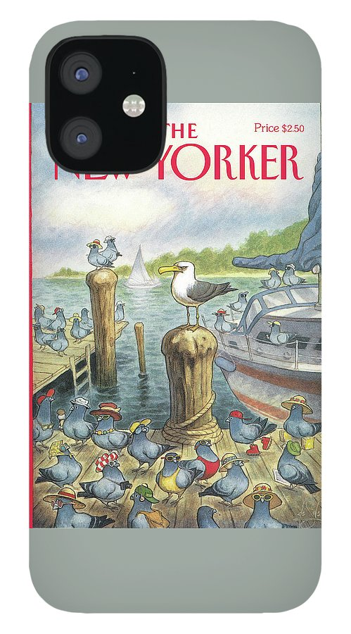 New Yorker September 5th, 1994 IPhone 12 Case