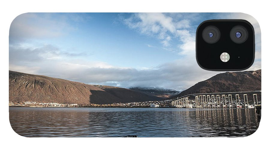Tromso iPhone 12 Case featuring the photograph Norway Day Shot by Jordanwhipps1987