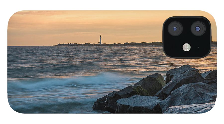 New Jersey IPhone 12 Case featuring the photograph Off the Cape by Kristopher Schoenleber