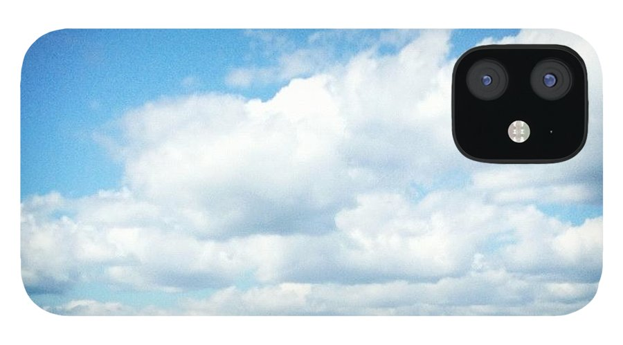 Landscape IPhone 12 Case featuring the photograph Open Road by Christy Beckwith