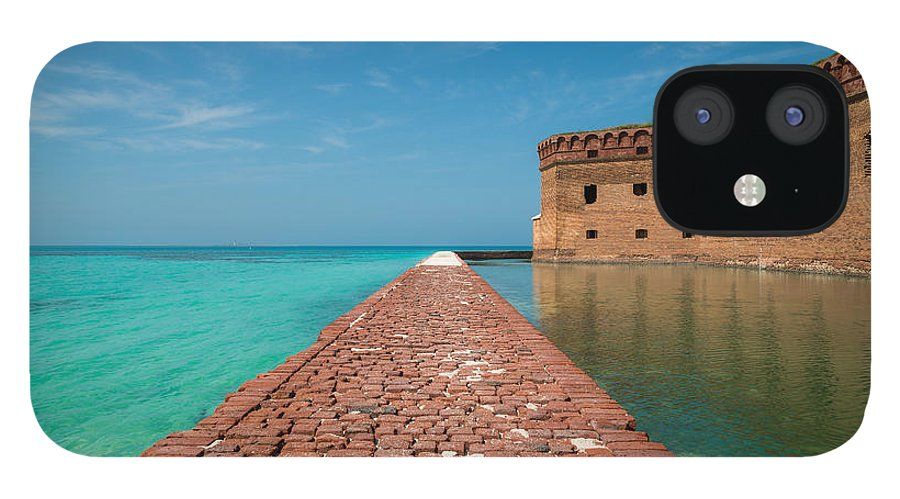 Florida IPhone 12 Case featuring the photograph Outer Walk by Kristopher Schoenleber