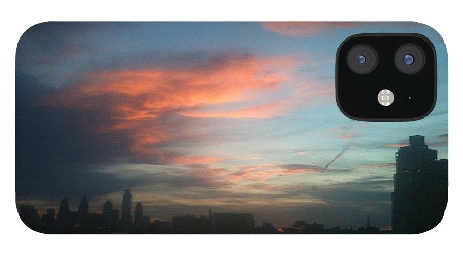 Philadelphia IPhone 12 Case featuring the photograph Philadelphia by Sheila Mashaw