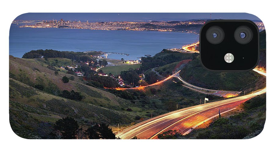 Scenics IPhone 12 Case featuring the photograph S Marks The Spot by Vicki Mar Photography