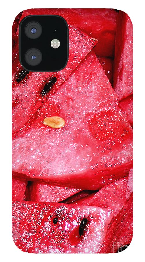 Food IPhone 12 Case featuring the photograph Sweet Summer by James Temple