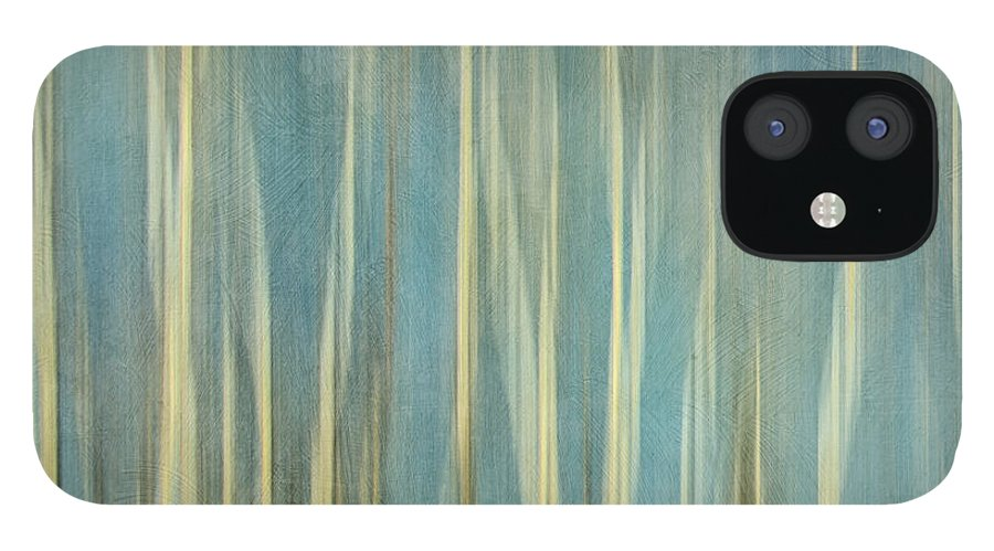 Trees IPhone 12 Case featuring the photograph Touching The Sky by Priska Wettstein