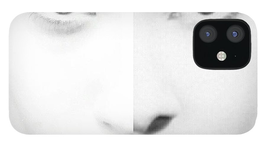 IPhone 12 Case featuring the photograph Tried To Pull An Audrey Hepburn Today by Aileen Aguilera