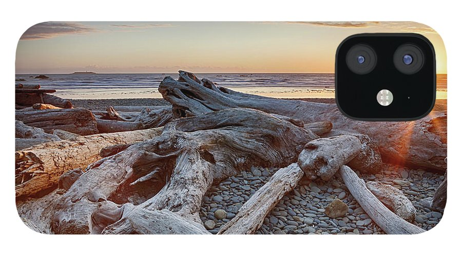 Scenics IPhone 12 Case featuring the photograph Usa, Washington State, Olympic National by Bryan Mullennix
