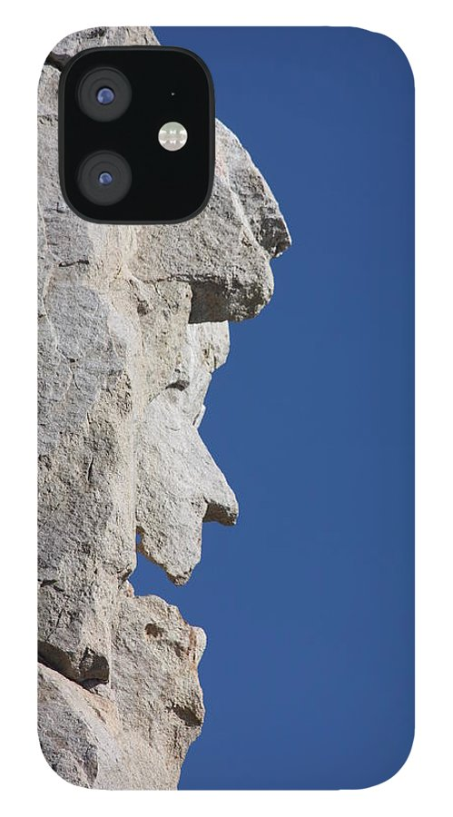 Witch IPhone 12 Case featuring the photograph Witch Rock by Shane Bechler