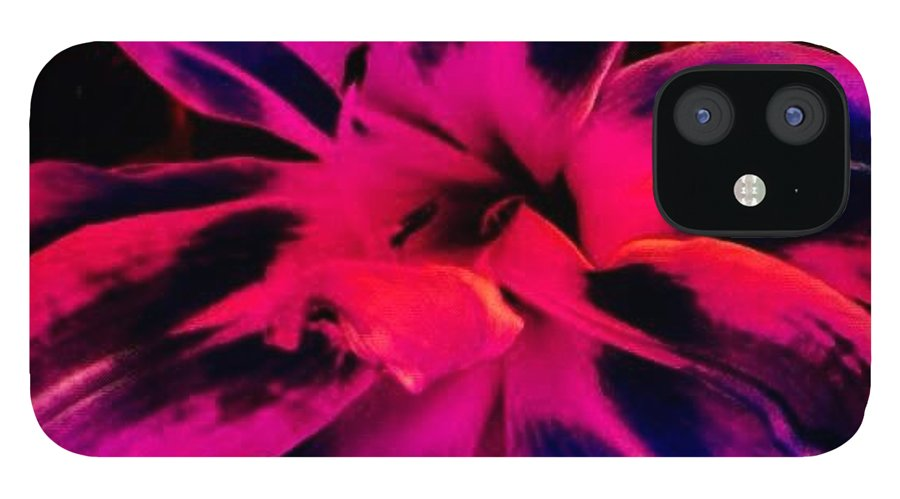 Summer IPhone 12 Case featuring the photograph Flower by Katie Williams