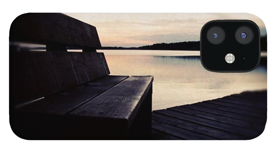 Spring IPhone 12 Case featuring the photograph Instagram Photo by Ritchie Garrod