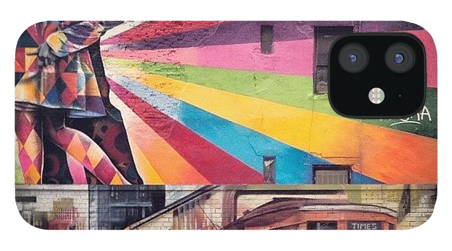 Summer iPhone 12 Case featuring the photograph Art By Kobra by Randy Lemoine