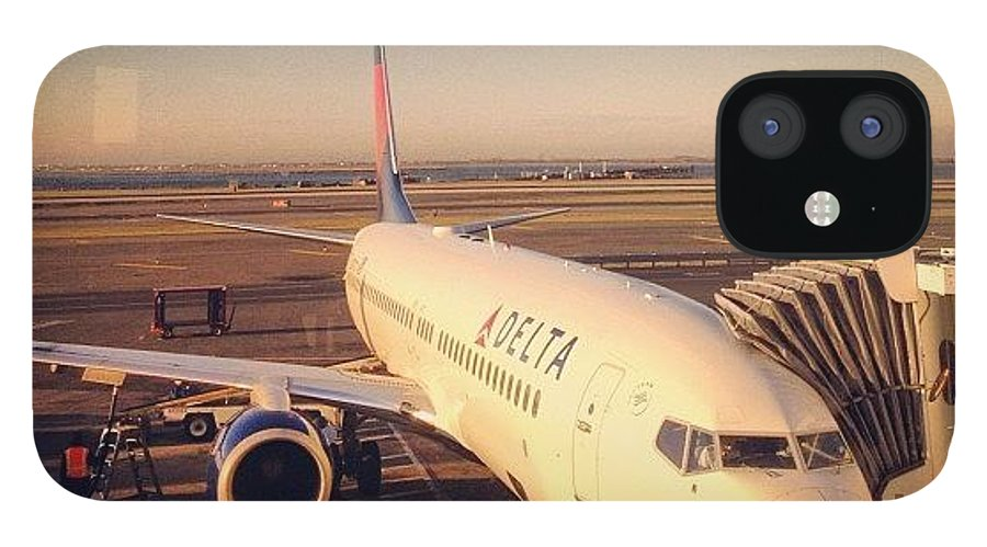 IPhone 12 Case featuring the photograph Atlanta Bound by Randy Lemoine