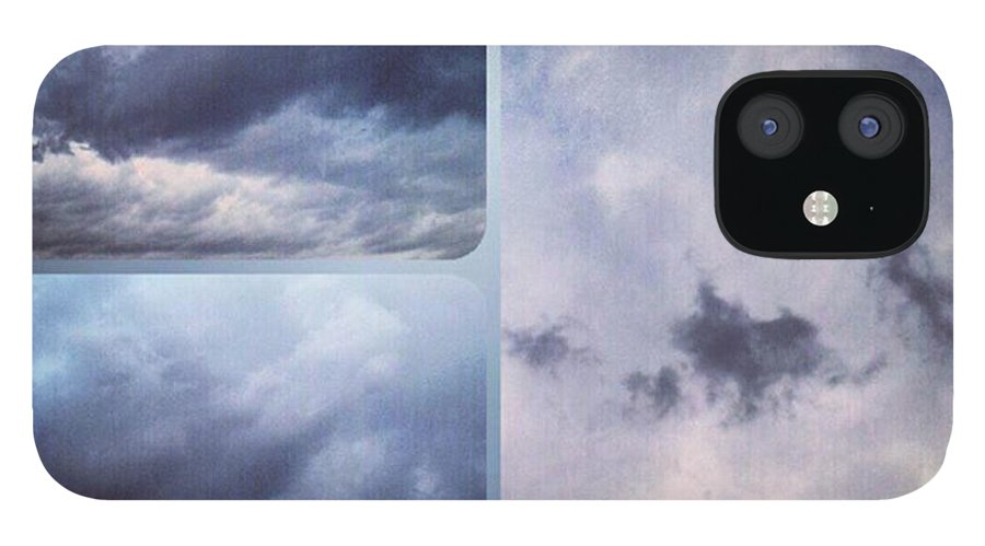 Andrography IPhone Case featuring the photograph God Is The Ultimate Painter... #nature by Kel Hill