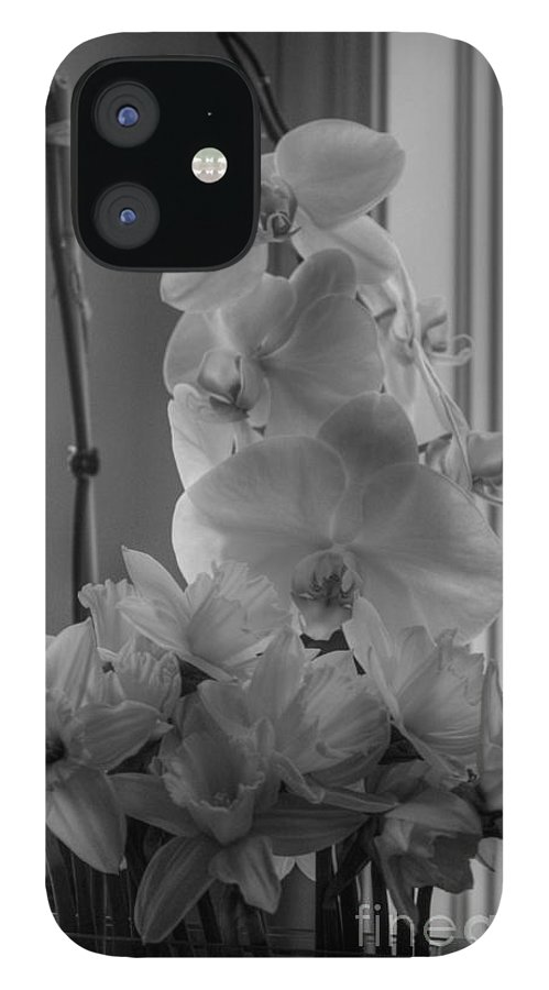 Orchids IPhone 12 Case featuring the photograph Orchids 2 by David Bearden