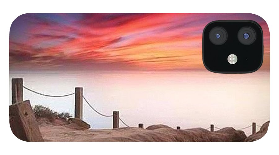 IPhone Case featuring the photograph There Is Still Time To Go To @igtopsky by Larry Marshall