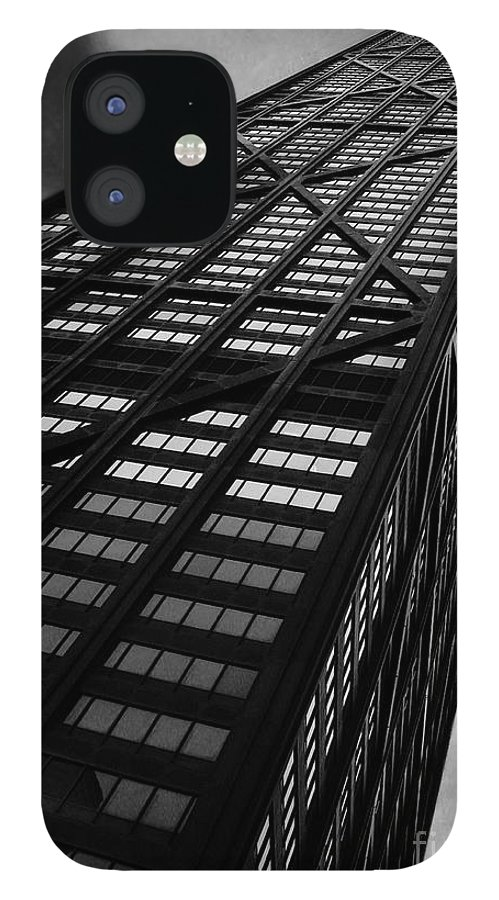 City IPhone 12 Case featuring the photograph Limitless by Dana DiPasquale