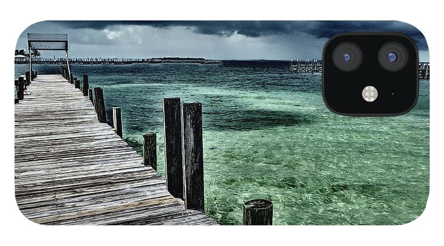 Caribbean IPhone 12 Case featuring the photograph Abaco Islands, Bahamas by Cindy Ross