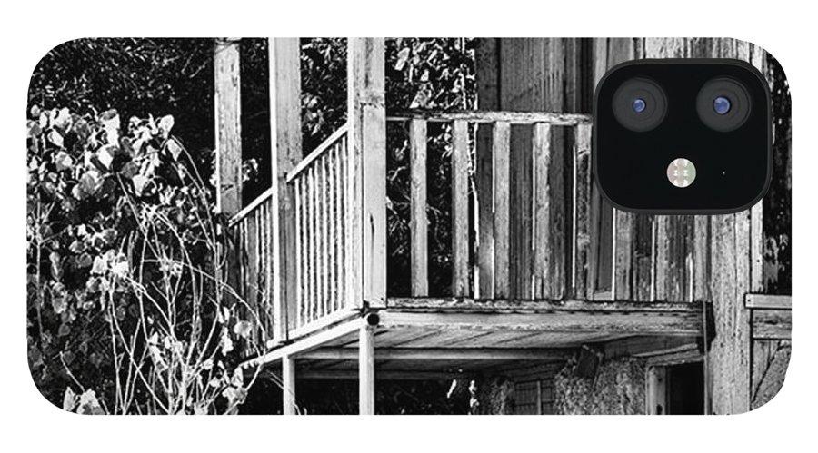 Amazing IPhone 12 Case featuring the photograph Abandoned, Kalamaki, Zakynthos by John Edwards