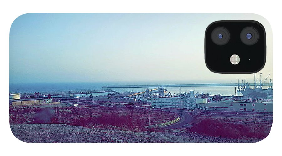 Nature IPhone 12 Case featuring the photograph Agadir Nature by Hassan Boumhi