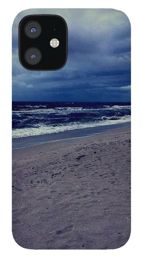 IPhone 12 Case featuring the photograph Beach by Kristina Lebron