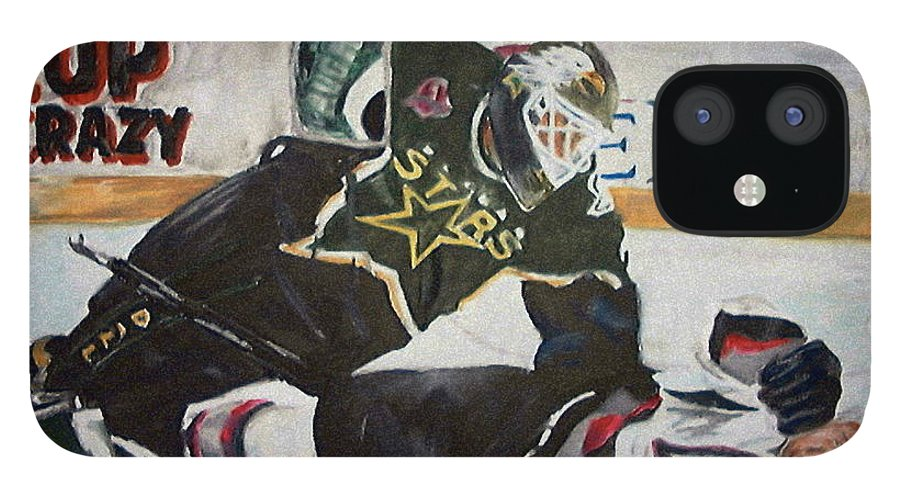 Belfour IPhone 12 Case featuring the painting Belfour by Travis Day