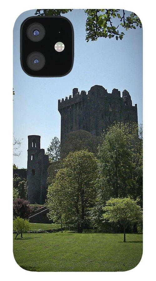 Irish iPhone 12 Case featuring the photograph Blarney Castle Ireland by Teresa Mucha