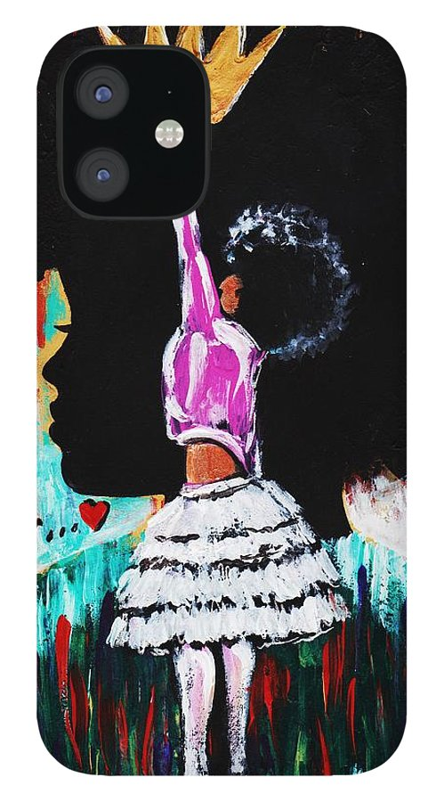 Artbyria IPhone 12 Case featuring the photograph Empower by Artist RiA