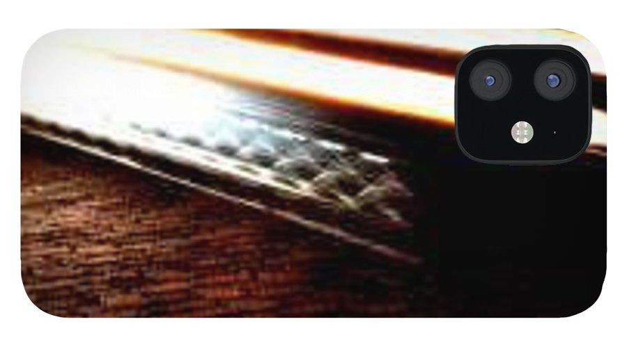 Car Headlights IPhone 12 Case featuring the photograph Ghost by Eduardo Hugo