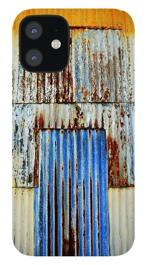 Skip Hunt IPhone 12 Case featuring the photograph In Through The Out Door by Skip Hunt