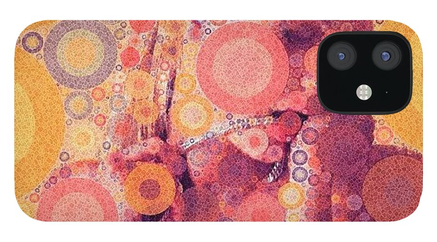 IPhone Case featuring the photograph Katya (strange Brew) by Bryon Paul Mccartney