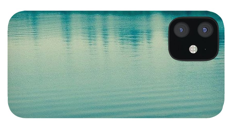 Lake IPhone 12 Case featuring the photograph Lake by Andrew Redford