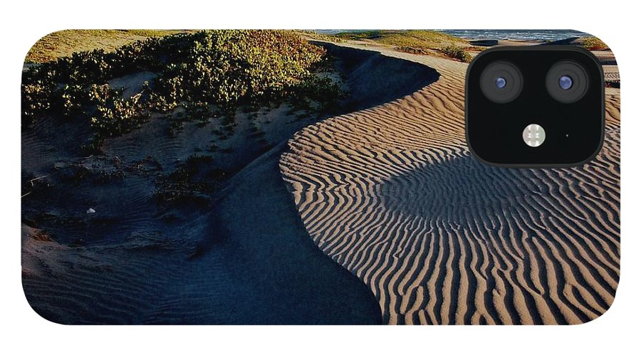 Nature iPhone 12 Case featuring the photograph Morro Strand State Beach, California by Zayne Diamond Photographic
